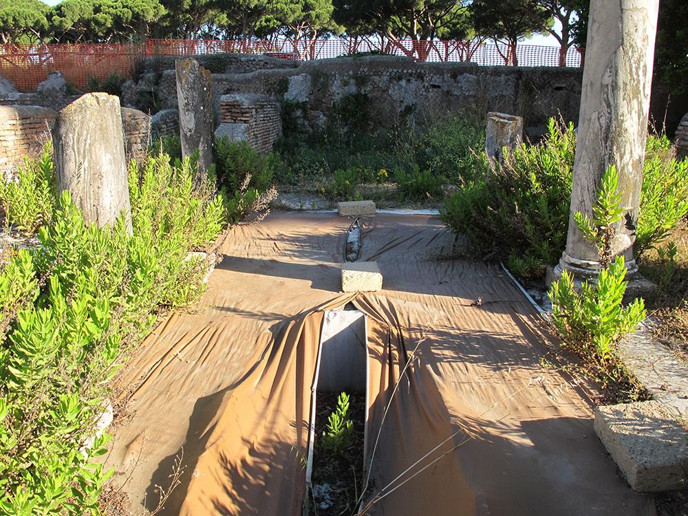 01 un ambiente dell'Apuleio - stato di fatto