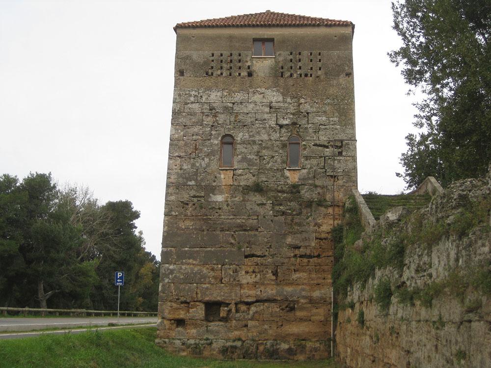 03 dettaglio di uno dei fronti della Torre-stato di fatto