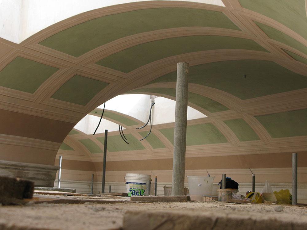 04 a il restauro delle coperture della serra
