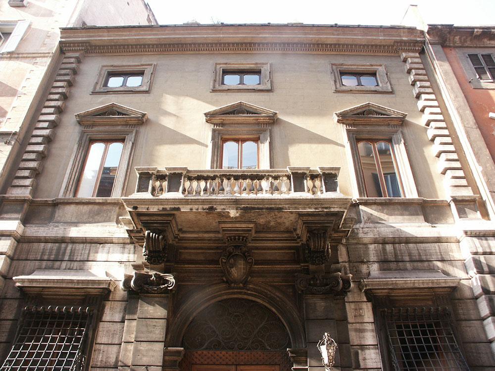 04-la-facciata-del-Palazzo-su-Via-Sistina-stato-di-fatto