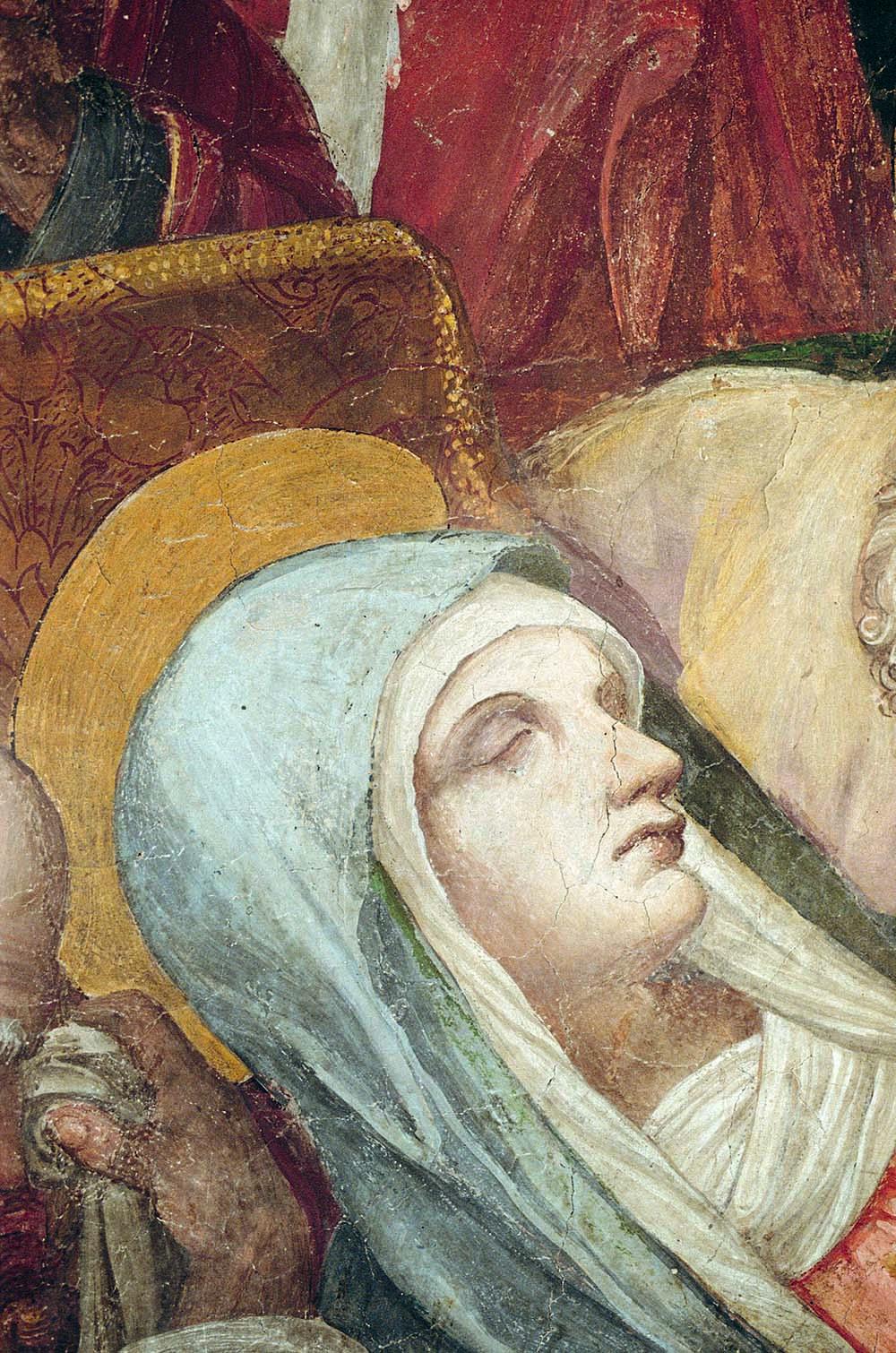 04 particolare del volto della Vergine