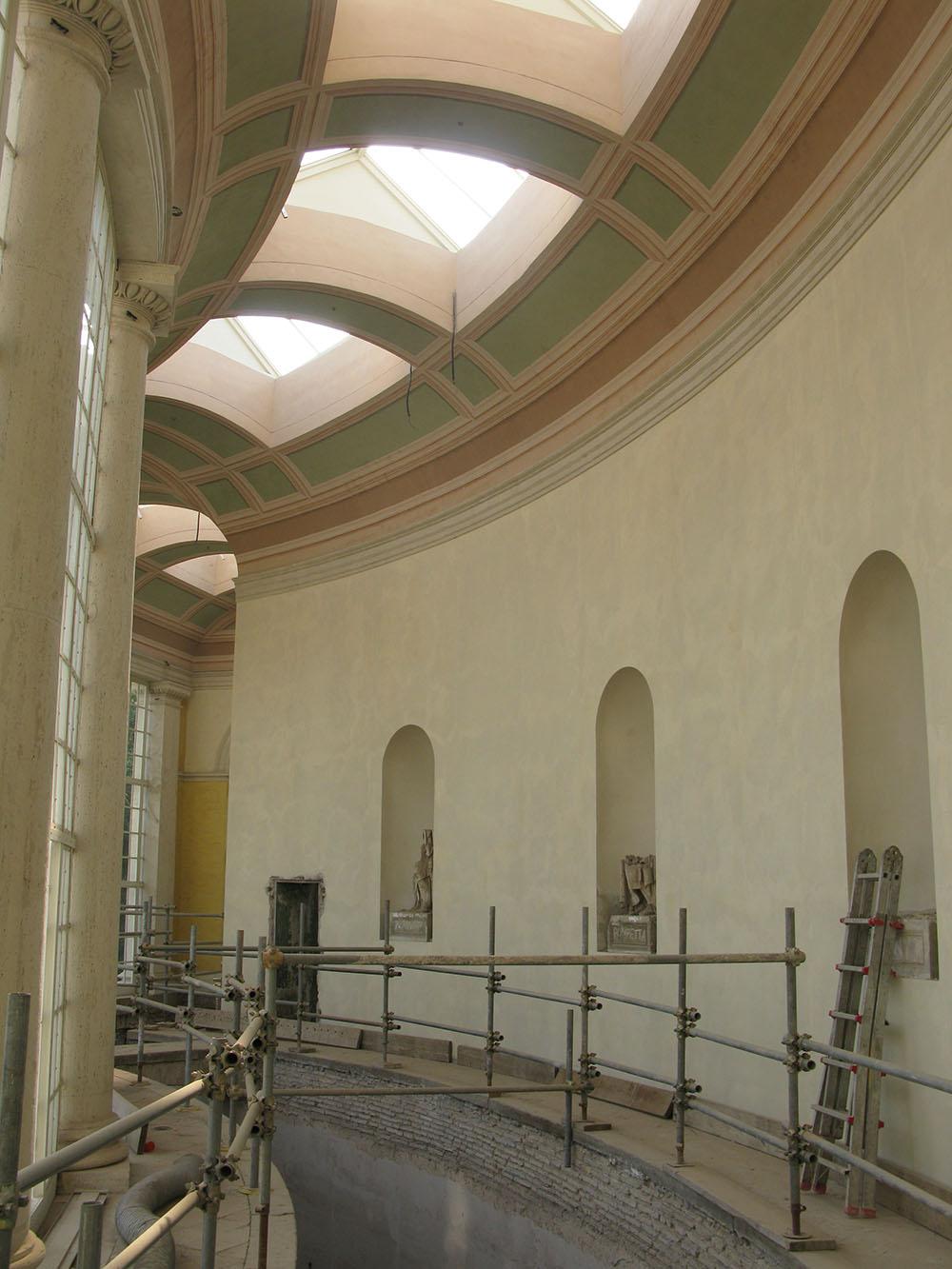 04b la serra durante i lavori di restauro