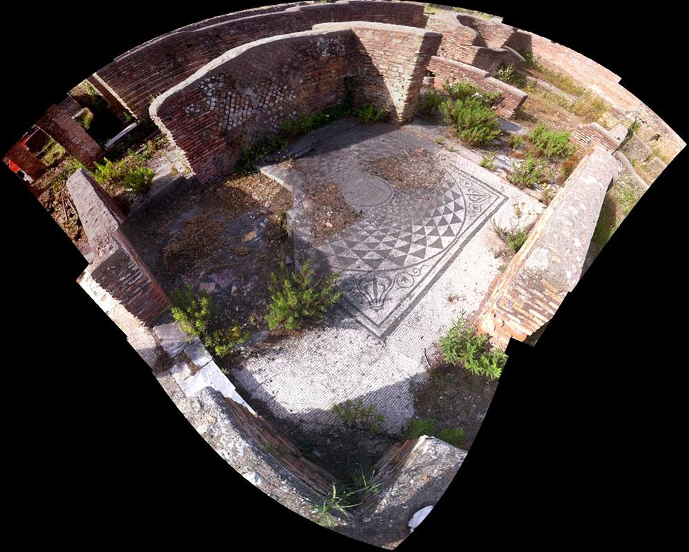 04h immagine panoramica 3D dell'ambiente con gorgona-stato di fatto