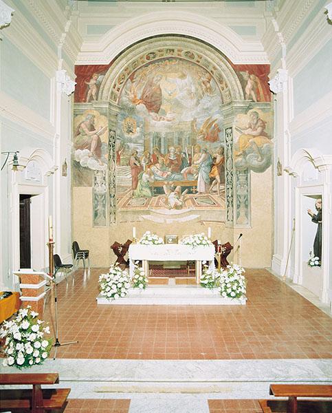 06 dipinti murali abside-dopo lavori di restauro