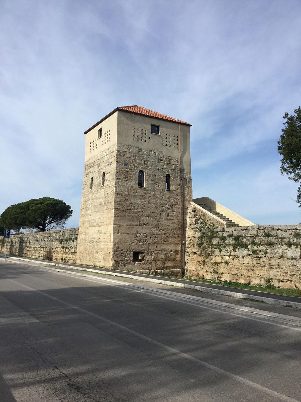 12 la Torre dopo i lavori di restauro