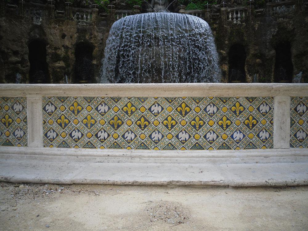 16 la fontana dopo i restauri