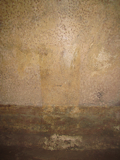18 Prove di pulitura - pareti