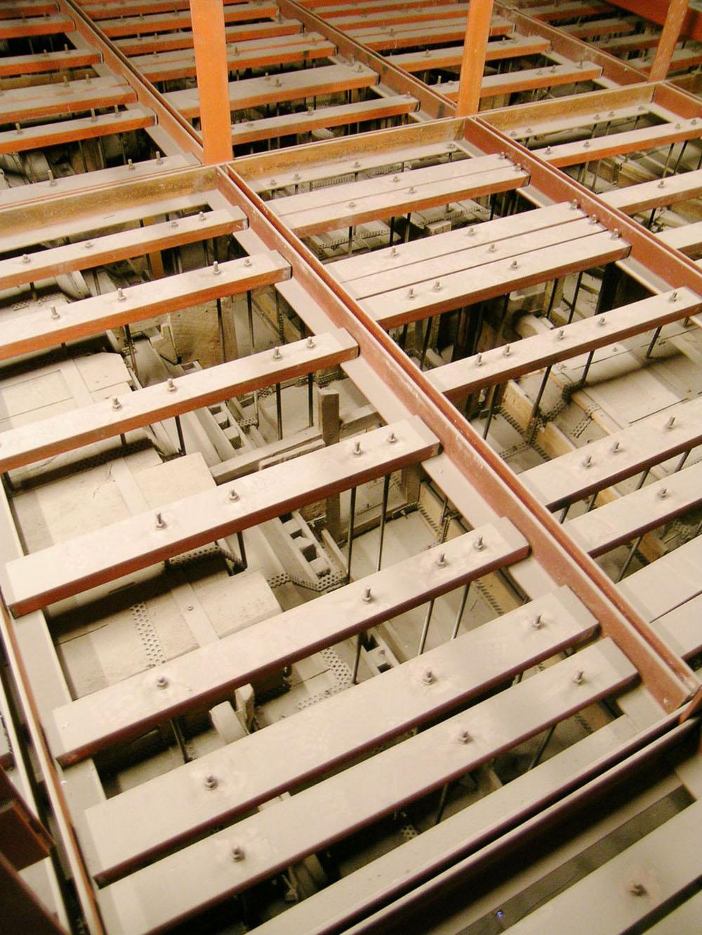 19 fronte estradossale del soffitto