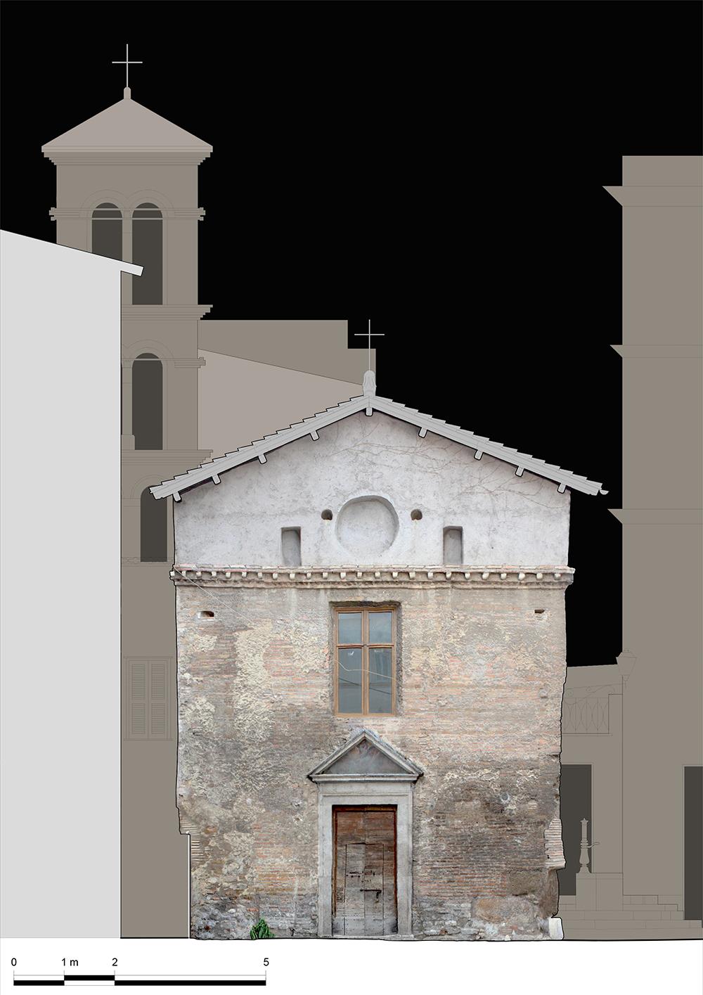 2014_Tivoli-Ex-Chiesa-di-San-Michele-Ortofoto-del-prospetto